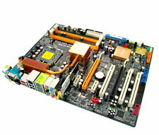 SCHEDA MADRE SOCKET 775 ASUS P5W DH DELUXE+CPU i DualCoreE2160@1,80GHz/MAINBOARD
