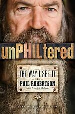 unPHILtered: The Way I See It, Robertson, Phil