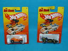 Hotwheels the hot ones el rey special + meyers manx neuf