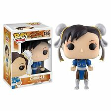 Street Fighter Chun-Li Pop! Vinyl Figure - New in stock