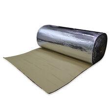 50cmx100cm 10mm Car Heat Block Sound Deadener Deadening Underlay Insulation Mat