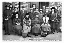 pt5248 - York Deaf & Dumb , Coal for their Mission Room , Yorkshire - photo 6x4