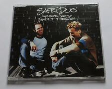 Safri Duo Feat. Michael McDonald  Sweet Freedom - 4 trx Maxi CD