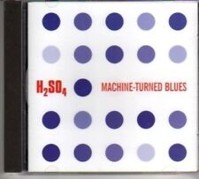 (BL791) H2SO4, Machine Turned Blues - 1999 CD