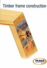 Timber Frame Construction, , Good, Paperback