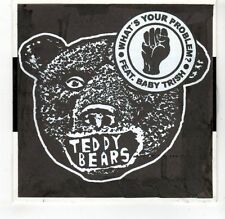 (GR185) Teddy Bears, What's Your Problem? - Feat Baby Trish - DJ CD