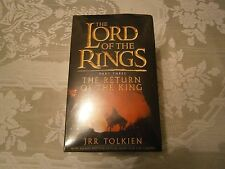 TOLKIEN LORD OF THE RINGS 3 BOOK PAPERBACK SET FACTORY SEALED.