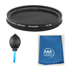 40.5mm Pro Multi-Coated Hi Resolution Polarized Filter Sony 16-50mm A6000 A5000