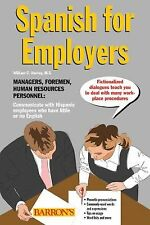 Spanish for Employers with Audio CDs
