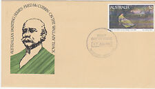 1981 Australian Paintings $2 On The Wallaby Track FDC - Vaucluse NSW 2030 PMK