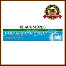 BLACKMORES NATURAL VITAMIN E CREAM 50G - vitamin e skin cream - CHEAPEST
