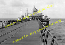 Photo - Newly constructed Pier Pavilion, Herne Bay, Kent, approx 1910