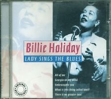 Billie Holiday – Lady Sings The Blues Cd Ottimo
