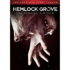 Hemlock Grove: The Complete First Season (DVD, 2014, 3-Disc Set)