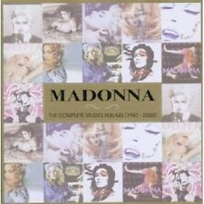 "MADONNA ""THE COMPLETE STUDIO ALBUMS (1983-2008)"" 11 CD NEW+"