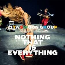 Zita Swoon - Nothing That Is Everything LP 180G With Download NEW dEUS