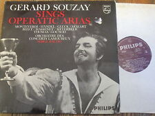 AL 3574 Souzay sings Operatic Arias P/S
