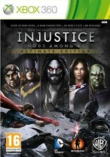 New Injustice Gods Among Us Ultimate Edition (Xbox 360)