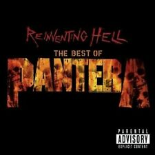 PANTERA - Re-Inventing Hell - The Best Of CD