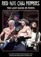 RED HOT CHILI PEPPERS THE LAST GANG IN TOWN   # AS NEW  - ALL REGIONS