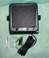 CB LOUD SPEAKER  8 WATTS  8 Ω 85mm SQUARE PMR CB TAXI  726 -POWER WITH BRACKET