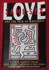 ♥ SAME SEX LOVE and the Path to Wholeness ~ Hopcke, Carrington & Wirth