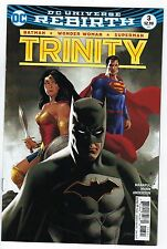 Trinity # 3 Variant Cover NM Unread DC 1st Print