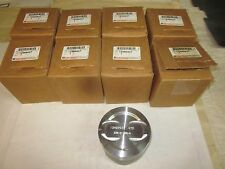 NOS GM Perf Chevy Camaro Chevelle Corvette Nova SBC Stroker 383 Piston Set STD