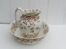 VINTAGE PITCHER AND BOWL R 188047