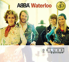 ABBA    WATERLOO   DELUXE EDITION  CD + DVD --  NEW & SEALED