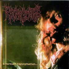 DAMAGED ARTWORK CD Regurgitate: Effortless Regurgitation: Torture Sessions