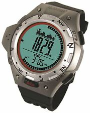 XG-55 La Crosse Technology Digital Altimeter Barometer Compass Watch with DVD