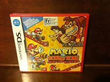 Mario vs. Donkey Kong Mini-Land Mayhem (Nintendo DS, 2010)  BRAND NEW!! Sealed!