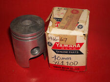 NOS Yamaha Piston .25 1st Over Size YL1 1966-1967 PN 134-11631-11-00