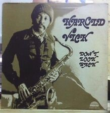 '74 STRATA EAST JAZZ LP HAROLD VICK DON'T LOOK BACK nm- ♫