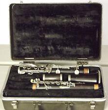 Nice Selmer Signet 100 Wood Clarinet w Vandy for Service