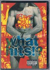 RED HOT CHILI PEPPERS WHAT HITS!?  DVD SIGILLATO!!!