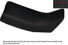 GRIP VINYL RED DS ST CUSTOM FITS YAMAHA DT 125 LC 81-83 DUAL SEAT COVER