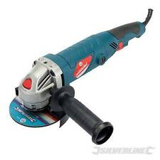 Silverstorm 1050W Angle Grinder 125mm (271442)