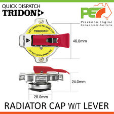 * TRIDON * Radiator Cap w/ Lever For Nissan Skyline R31 R32 R33 R34-Incl. Turbo