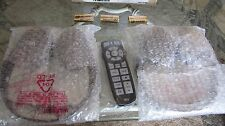 OEM VES DVD WIRELESS HEADPHONES And Remote DODGE CHRYSLER JEEP RAM MOPAR SRT8