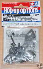 Tamiya 54640 TT-02 Carbon Damper Stay (Rear) (TT02/TT02D/TT02R/TT02T) NIP