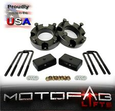 """2"""" Front and 2"""" Rear Leveling lift kit for 2007-2017 Toyota Tundra MADE IN USA"""