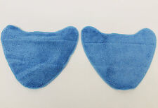 2 CLEANING PADS TO FIT  VAX S7 S86-SF-C STEAM CLEANER MOP FLOORS  33577 x 2