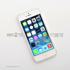 Apple iPhone 5 16GB White/Silver Factory Unlocked SIM FREE   Smartphone