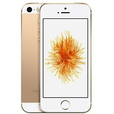 "Apple iPhone SE 16GB - Gold - (Unlocked / SIM FREE) - 1 Year Warranty -""Grade A"""