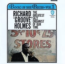 "RICHARD ""GROOVE"" HOLMES : BOOK OF THE BLUES VOL. 1 / CD - TOP-ZUSTAND"