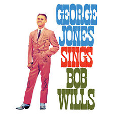 George Jones – Sings Bob Wills CD