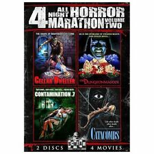 Scream Factory All Night Horror Marathon, Vol. 2 (Cellar Dweller, Catacombs, The