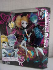 "Monster High - Wheel Love - Lagoona Blue + Gillington ""Gil"" Webber - NEU & OVP"